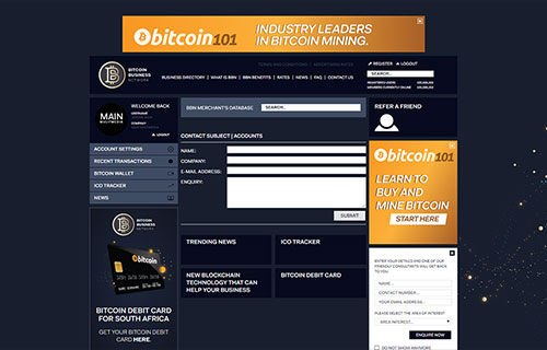 Bitcoin Business Network