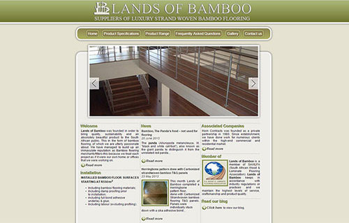 Lands of Bamboo