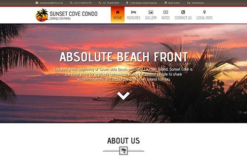 Sunset Cove Condos