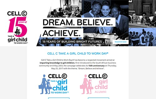 Cell C Girl Child